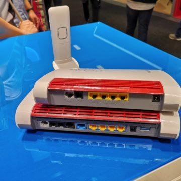 Modem FRITZ!Box 7530 ora DSL veloce, mesh, smart home e DECT sono alla portata di tutti.