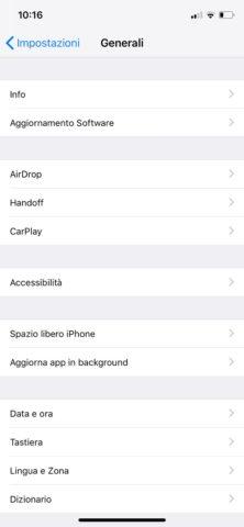 iPhone lento anche con iOS 12, come velocizzarlo