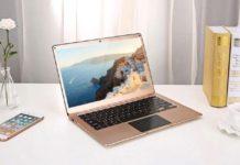 Clone MacBook Air oro champagne con 6 GB di RAM e 256 GB SSD a 230 euro