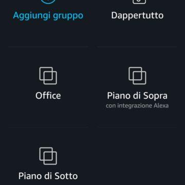 E' arrivato Amazon Echo: recensione Alexa in italiano