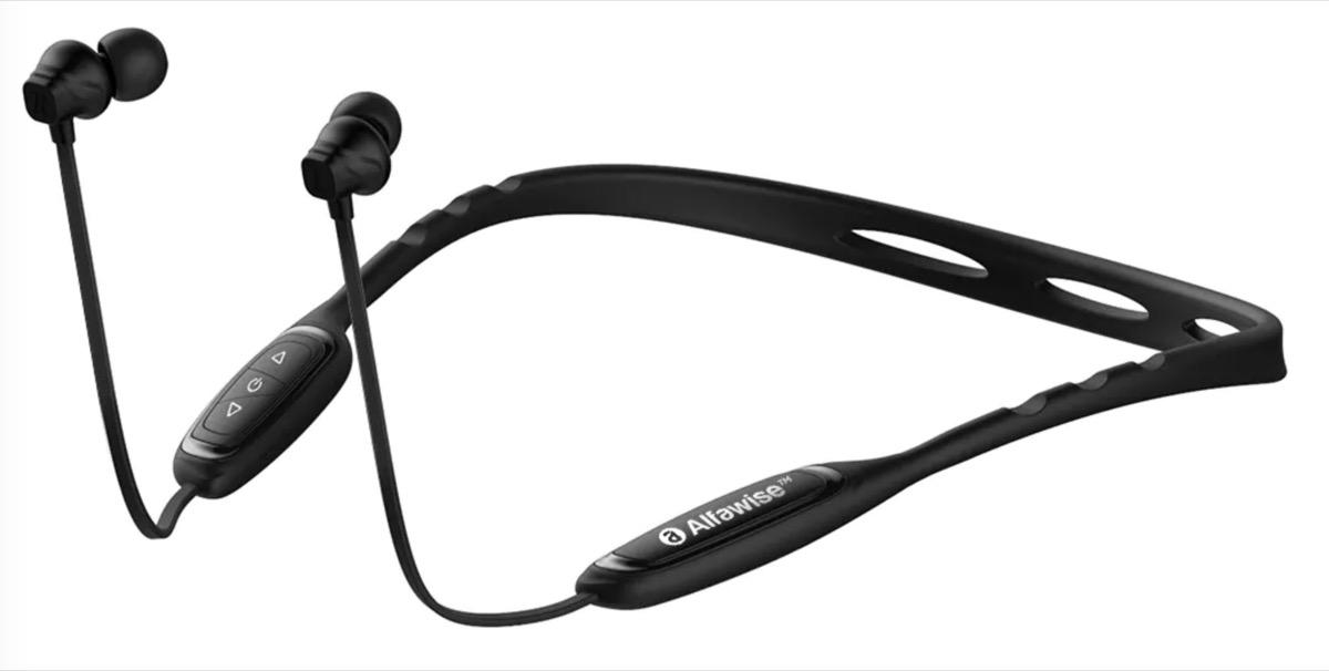 Alfawise W1, gli auricolari Bluetooth in-ear con magnete e resistenti all'acqua