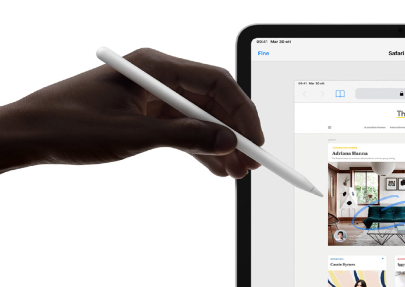 Tutto su Apple Pencil 2, la matita di Apple come doveva essere da subito
