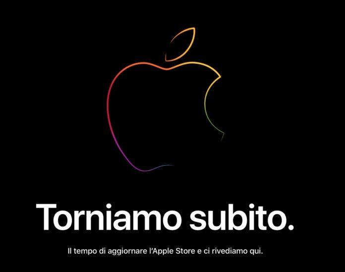 Apple Store fuori servizio in attesa dei nuovi iPad Pro con Face ID e delle novità Apple