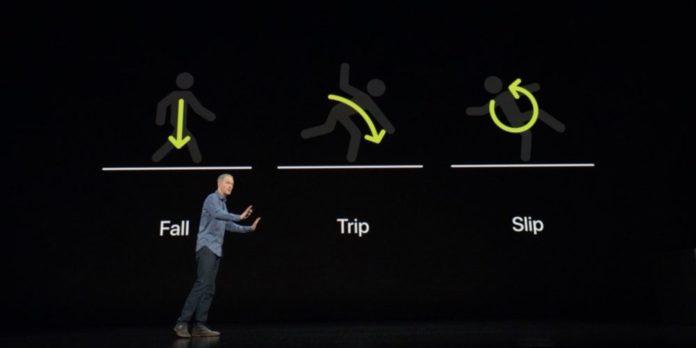 Rilevamento cadute Apple Watch 4 pronto a salvare già una vita umana