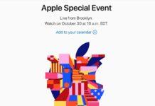 Come seguire la diretta dell'evento Apple del 30 ottobre