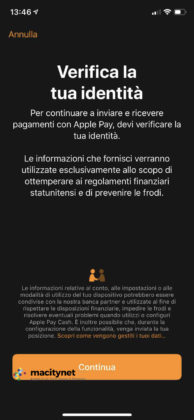 Apple Pay Cash, lancio in Europa imminente?