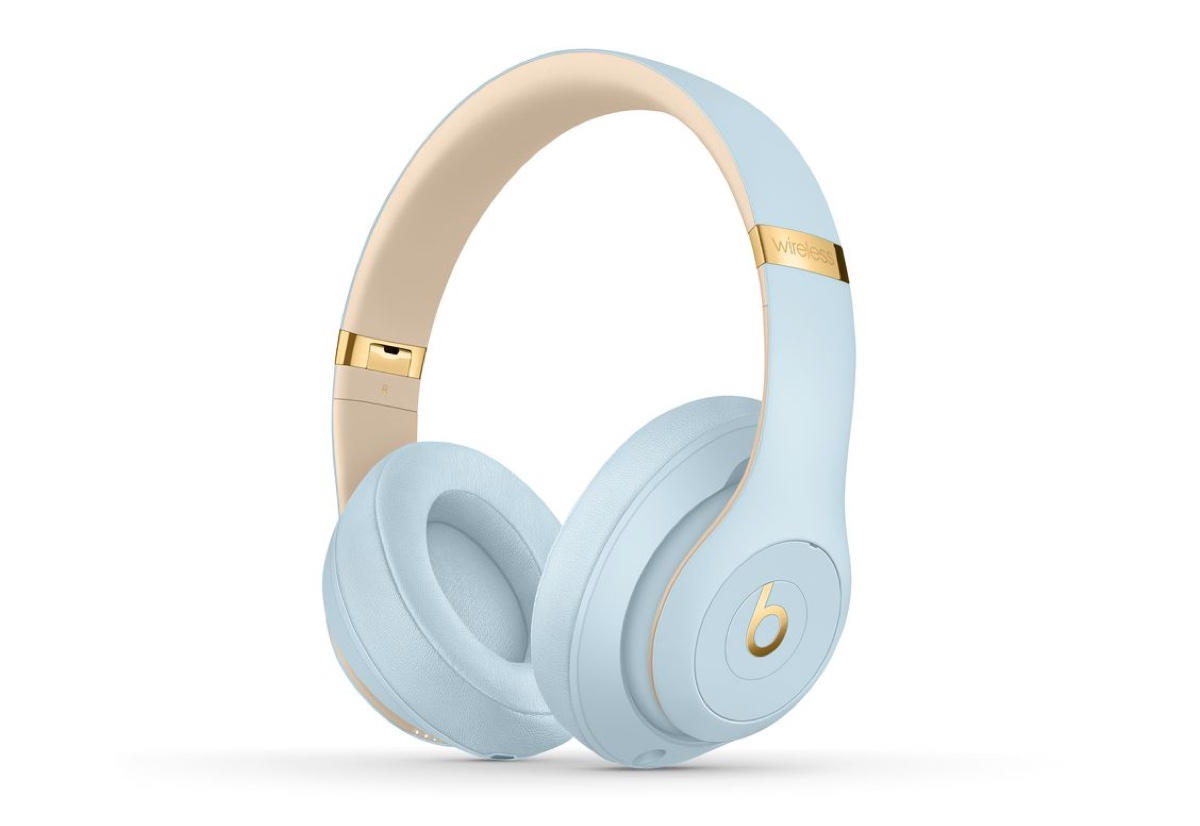 Beats Studio 3 Skyline Collection in arrivo con tre nuovi colori e dettagli in oro