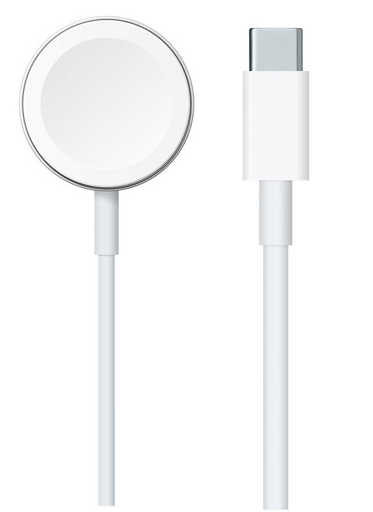 Apple vende un cavo magnetico USB‑C per Apple Watch