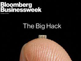 """Bloomberg dice che la Cina spia Apple con un chip nei server. Apple risponde: """"Tutto falso""""."""