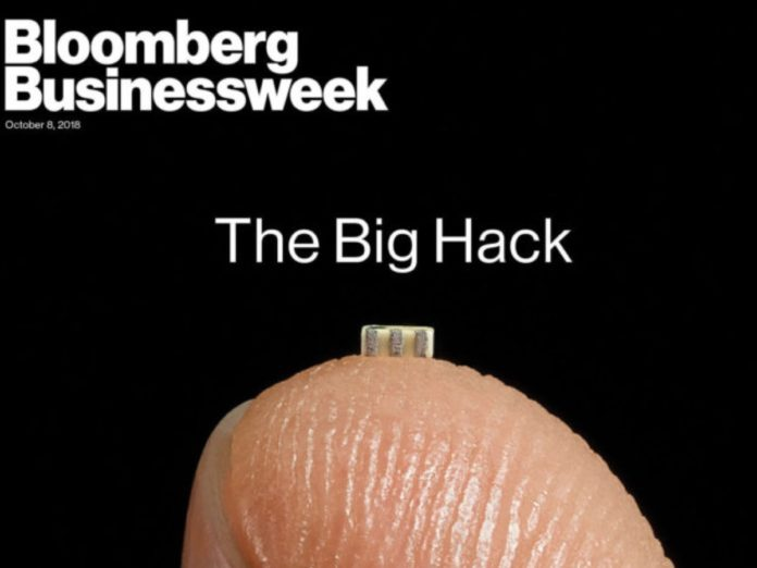 "Bloomberg dice che la Cina spia Apple con un chip nei server. Apple risponde: ""Tutto falso""."