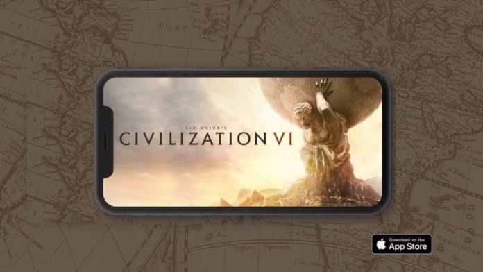 Sid Meier's Civilization VI ora su iPhone, in sconto del 60%
