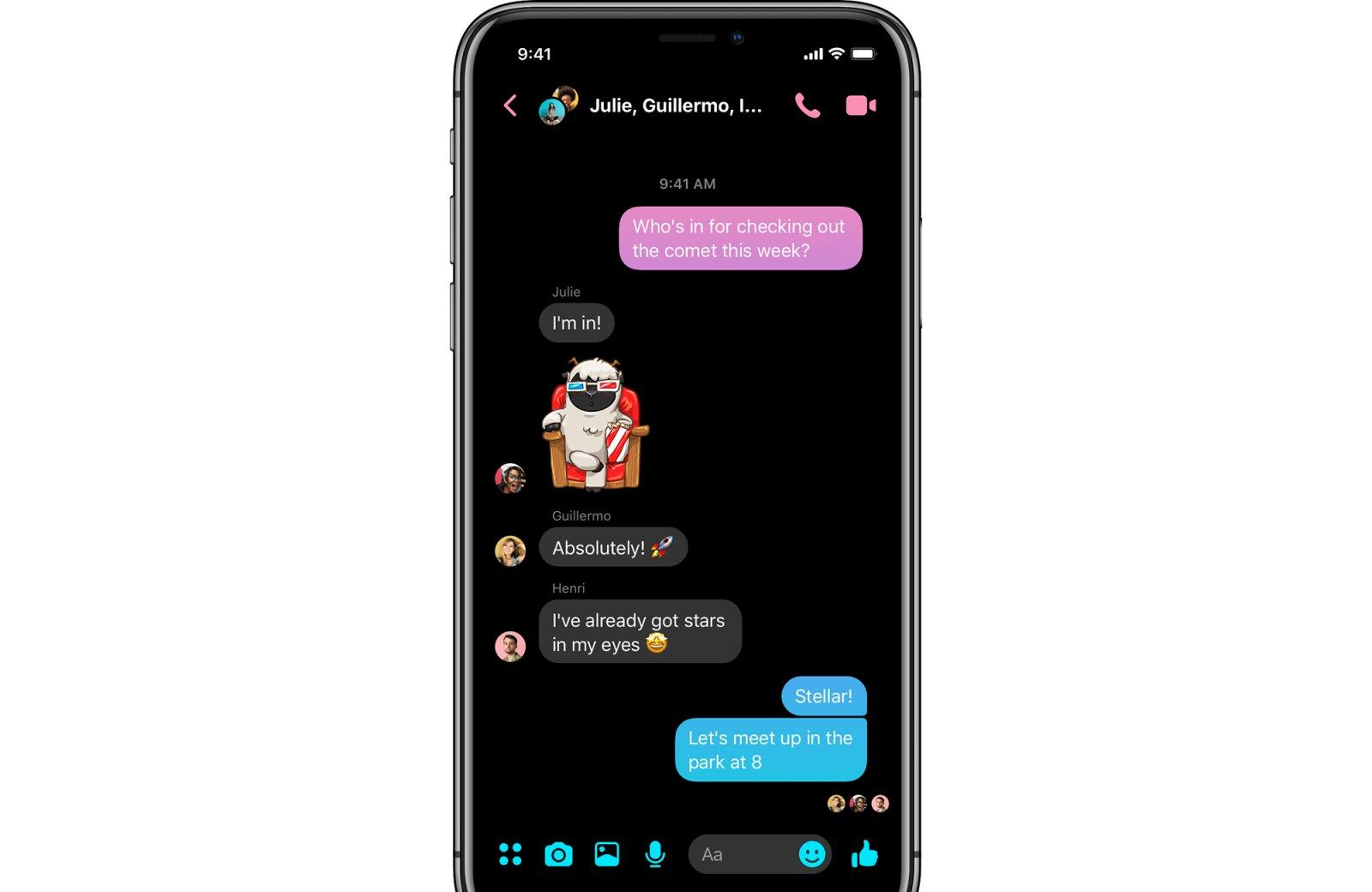 Facebook Messenger sarà presto più semplice con la nuova app
