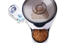 Smart Pet Feeder, il dispenser per la pappa degli amici a 4 zampe