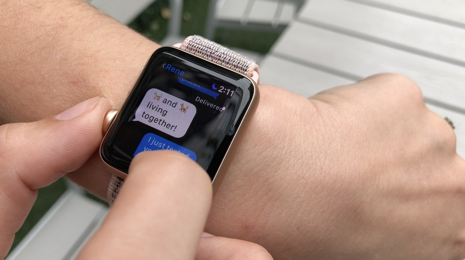 Come usare Apple Watch LTE su Android