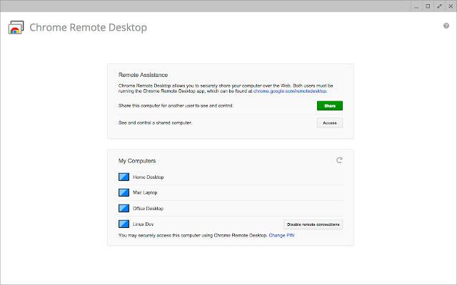 Come accedere a un altro computer in remoto con Chrome Remote Desktop