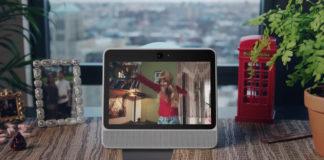 Facebook ci prova: arriva Portal, lo speaker Intelligente con Amazon Alexa