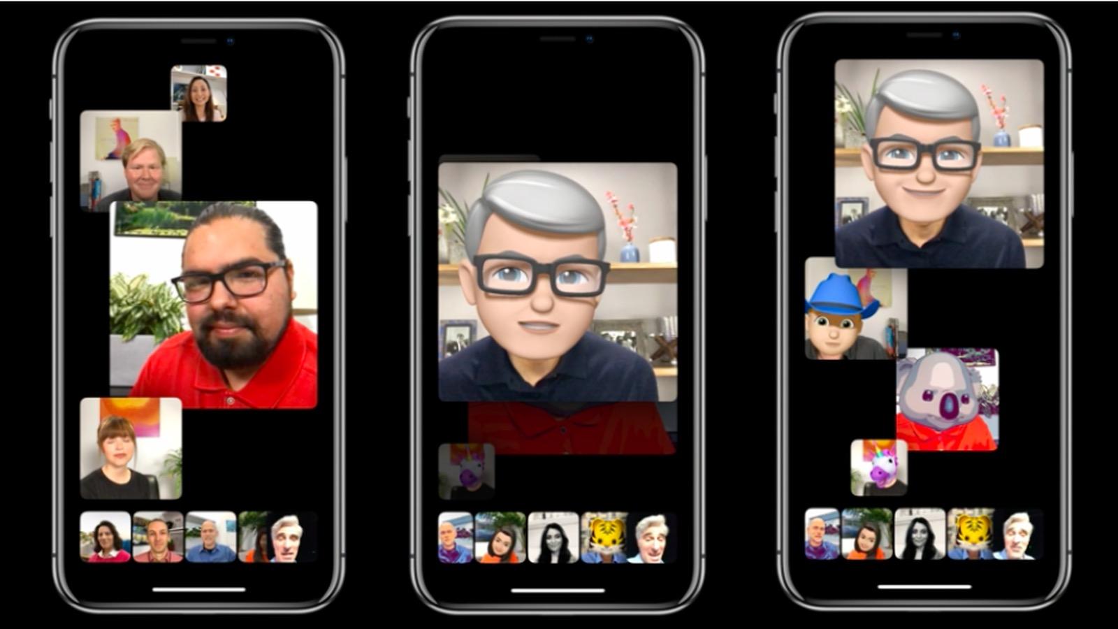 55ec9bf169955e Chiamate e videochiamate di gruppo FaceTime, come si usano e chi può farle