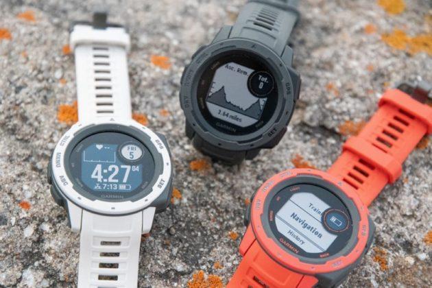 Garmin Instinct, l'orologio GPS da polso per uomini duri