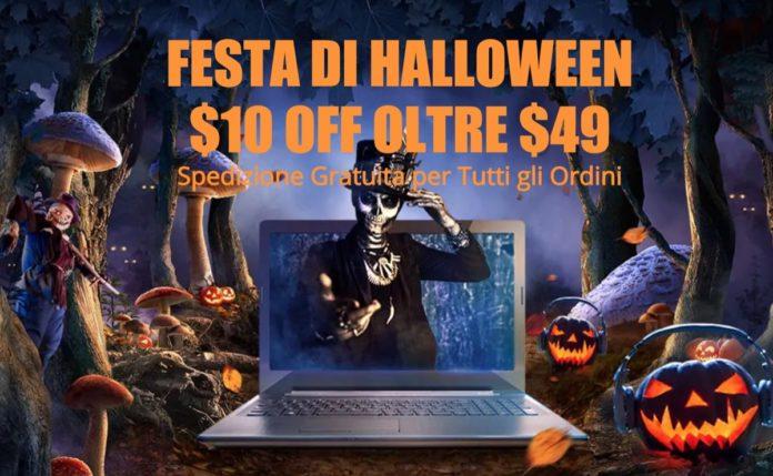 Da GearBest è già Halloween: tutto l'hi-tech in sconto del 20%