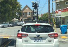 Apple, le nuove auto per mappare le città uguali a quelle di Google Maps
