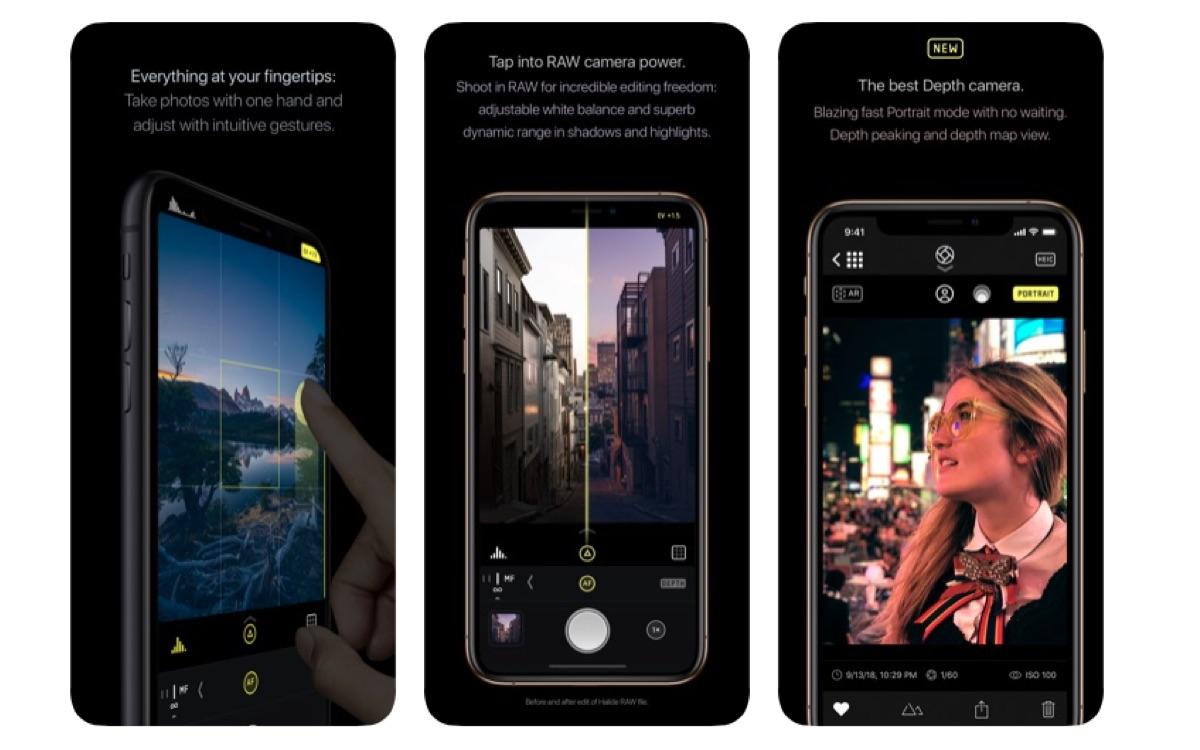 L'app Halide aggiunge su iPhone XR la modalità ritratto per tutti i soggetti