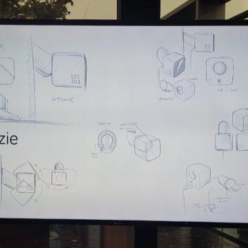 Hive View Outdoor è la telecamera da esterni che completa il sistema Hive per la casa intelligente