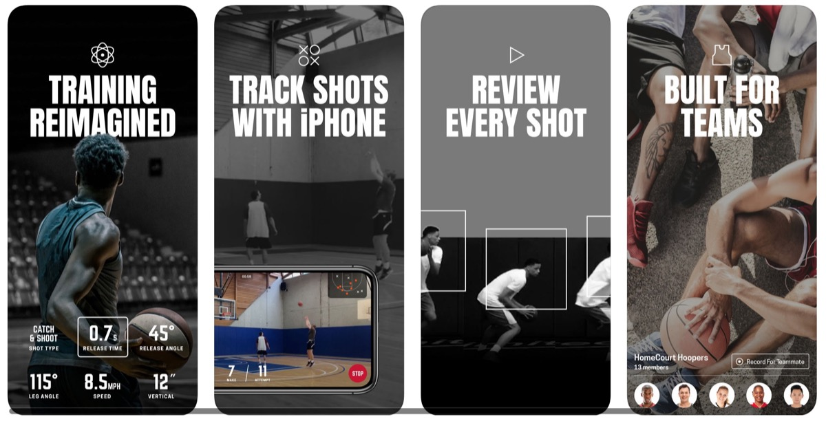 HomeCourt, su App Store l'app in mostra all'annuncio di iPhone XS