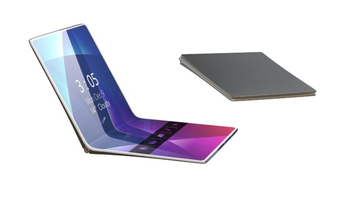 Huawei progetta uno smartphone pieghevole 5G