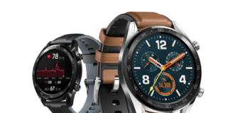 Ecco Huawei Watch GT in tutto il suo splendore