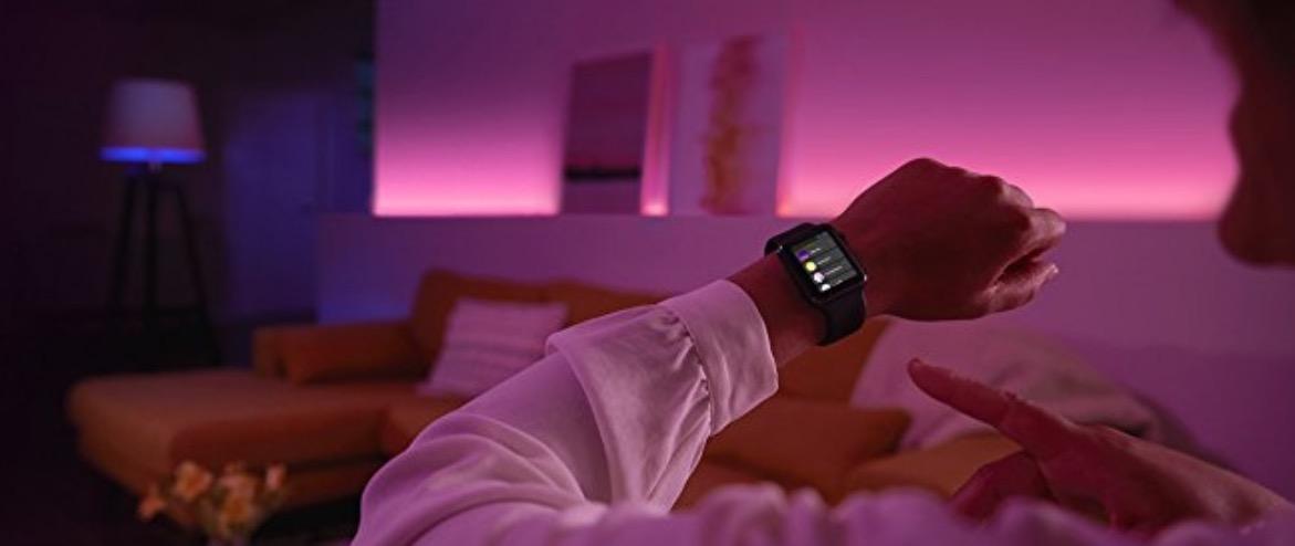 Super offerte Philips: Hue Bridge con due lampade colore 53% di sconto, striscia LED 31% di sconto