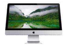 Apple offre riparazione gratis del display o sconto per alcuni iMac 5K 2014 e 2015