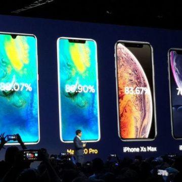 Ecco Huawei Mate 20, foto e caratteristiche