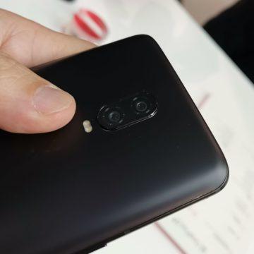 OnePlus 6T nella galleria fotografica di Macitynet
