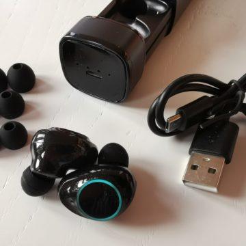 Recensione Cuffie Bluetooth TWS-X9 Muzili: le truewireless economiche dal suono pulito