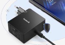 Caricatore da viaggio con USB-C per ricarica veloce: sconto 26,99 euro