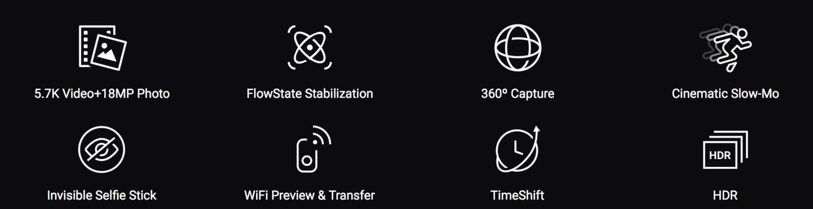 Insta360 One X è la camera sferica dei sogni