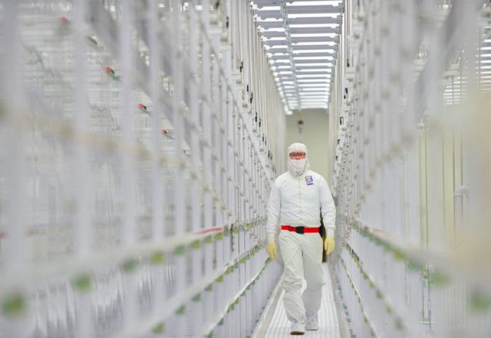 Intel vuole dividere in tre il settore produttivo