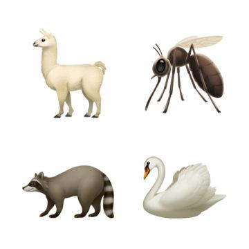 Ecco le 70 nuove emoji iOS 12.1