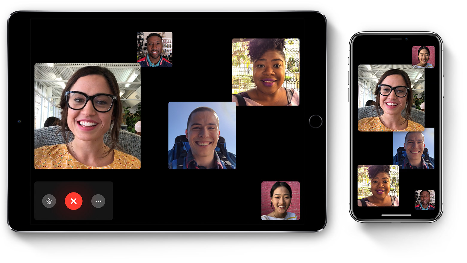 Chiamate e videochiamate di gruppo FaceTime, come si usano e chi può farle