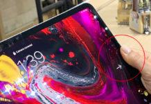iPad Pro, cosa succede se si nasconde con un dito il Face ID?