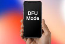 Come attivare DFU iPhone 8, iPhone X, iPhone XS, iPhone XS Max, e iPhone XR quando il ripristino non funziona