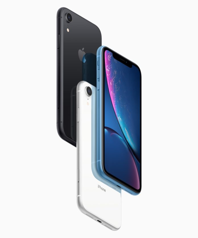 Apple lancia iPhone XS Max e XS in altri paesi insieme a iPhone XR