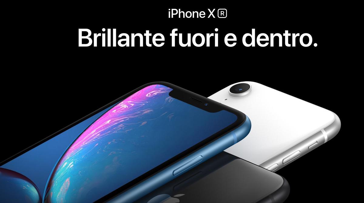 prenotazioni iPhone XR - foto apple store online prenotazioni aperte