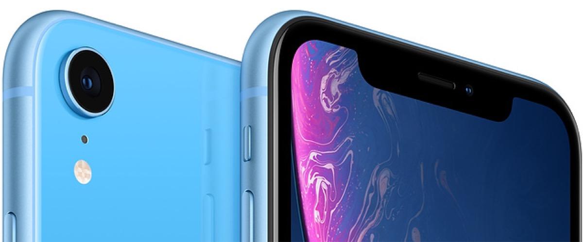 L'erba dell'iPhone XR è più verde