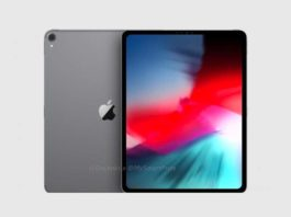 ipotesi iPad Pro 2018