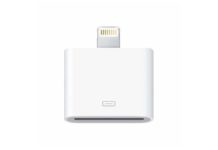 Fine di un'era, Apple termina l'adattatore da Lightning a Dock 30 pin