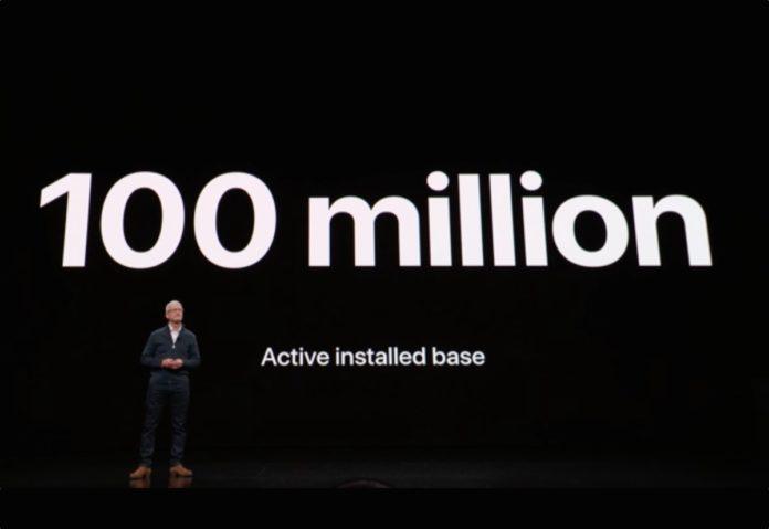 Sono 100 milioni i Mac attivi nel mondo, sempre in crescita