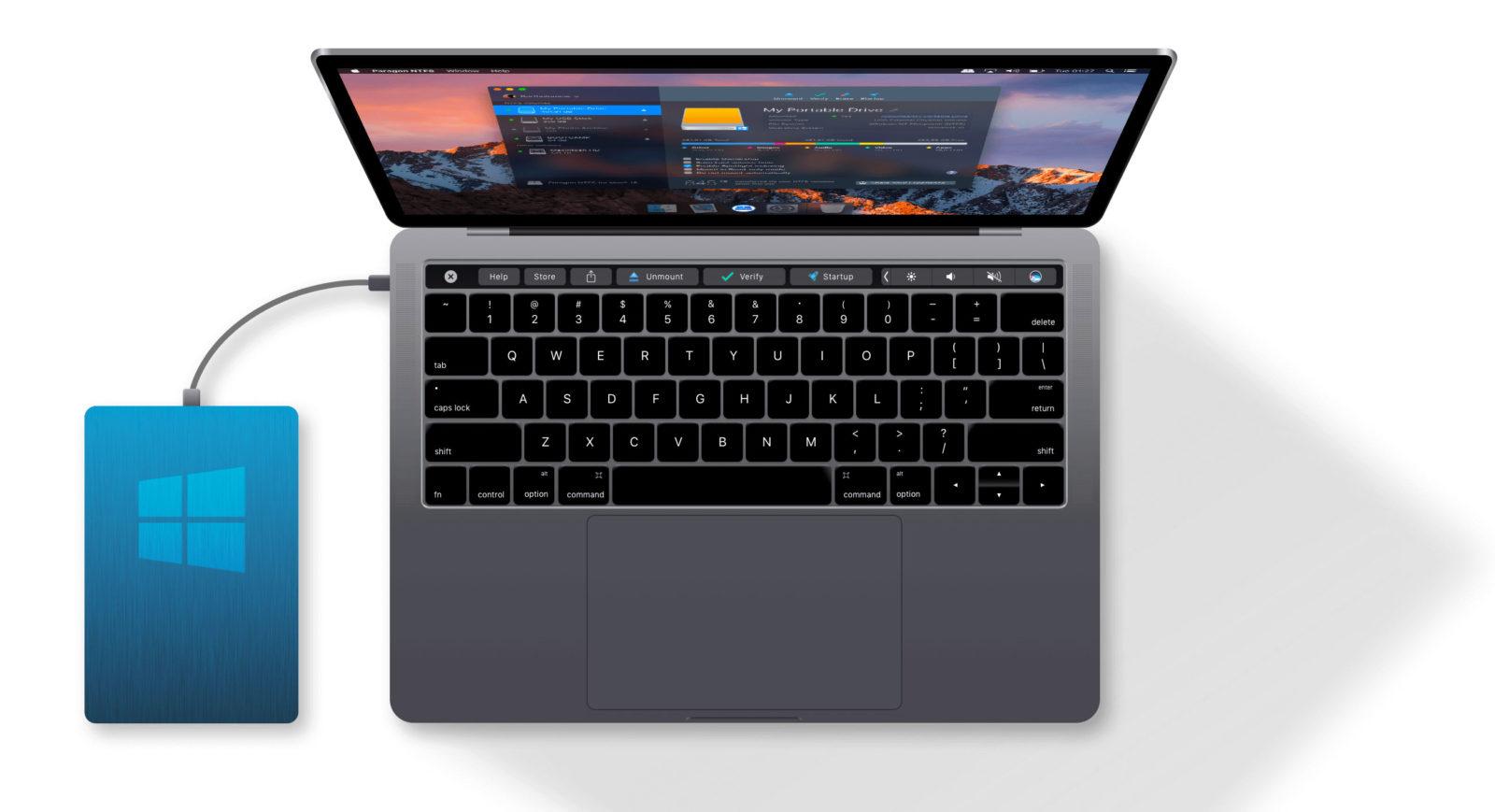 Mac Toolbox - foto Paragon Mac Toolbox, sei utility per chi usa Mac e PC