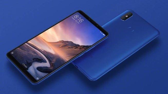 Xiaomi Mi Max 3 anche in Italia a 329,90 euro