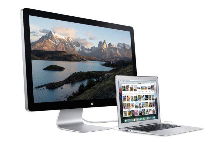 La scarsità di LG UltraFine 5K fa sognare il nuovo monitor Apple Thunderbolt Display